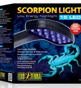 Hagen, Exo-Terra, Scorpion Light, светильник д/скорпионов