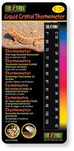 Hagen, Exo-Terra, Liquid Crystal Thermometer, термометр д/террариума