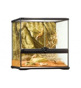 Hagen, Exo-Terra, Natural Terrarium, террариум стеклянный (45х45х45 см.)