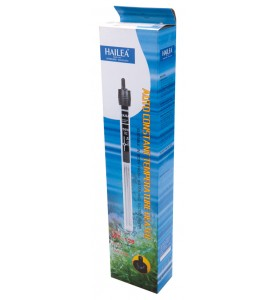Hailea, HL-WT, нагреватель для аквариума 100W (до 100 л.)