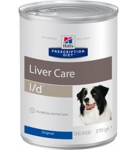 Hill's, PD, L/D, влажный корм д/собак при заболеваниях печени
