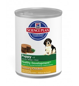 Hill's, SP, Puppy, влажный корм д/щенков (курица)