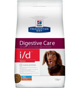 Hill's, PD, I/D, корм д/собак мини пород проблемы ЖКТ + стресс