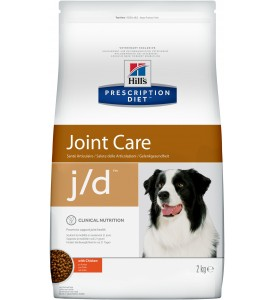Hill's, PD, J/D, корм д/собак при заболеваниях суставов