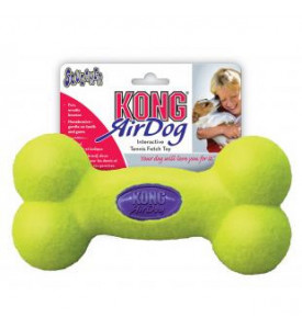 """Kong Air, """"Косточка"""", жевательная  игрушка  д/собак  23 см"""