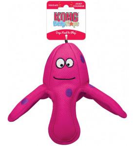 """Kong Belly Flops, """"Осьминог"""", игрушка  д/собак"""