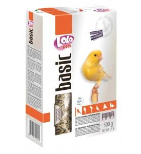 LoLo Pets, Canary Food Complete, корм для канареек