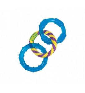Petstages, ОРКА 3 кольца игрушка для собак 23 см