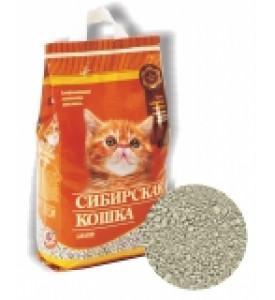 Сибирская кошка, д/Котят, наполнитель минеральный (впит.)