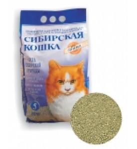 Сибирская кошка, Прима, наполнитель минеральный (комк.)