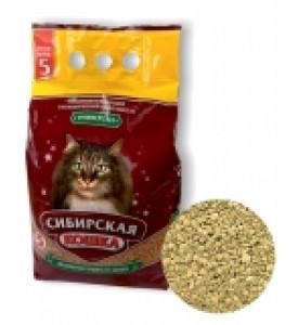 Сибирская кошка, Универсал, наполнитель минеральный (впит.)
