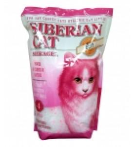 Сибирская кошка, Привередливые, нап. силикагелевый