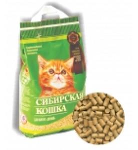 Сибирская кошка, д/Котят, наполнитель древесный