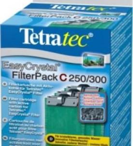 Tetra, EC, фильтрующие картриджи с углем д/внутренних фильтров Tetra EasyCrystal 250/300(3 шт.)