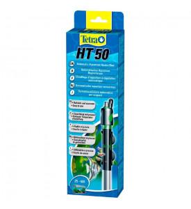 Tetra, HT 50, нагреватель для аквариума 50W  (до 50 л.)