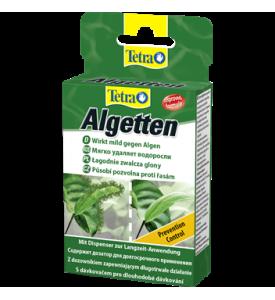 Tetra, Aqua, Algetten, против водорослей 12 таб./120 л.
