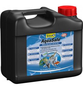 Tetra, Aqua, AquaSafe, кондиционер для воды 100 мл./200 л.