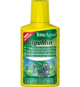 Tetra, Aqua, Algumin, против водорослей 100 мл./200 л.