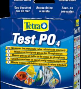 Tetra, Test, PO4, тест на фосфаты пресн./море 10 мл.
