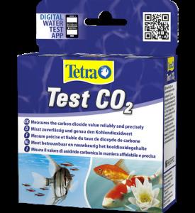 Tetra, Test, CO2, тест на содержание углекислоты 2х10 мл.