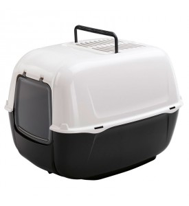 Ferplast, Prima, туалет для кошек с угольным фильтром (52,5х39,5х38см.)