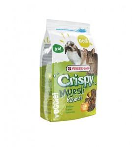 Versele-laga, корм для кроликов Crispy Muesli Rabbits