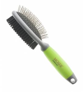 Moser, Two sided brush, расческа двухсторонняя